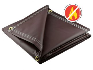 fire-resistant-tarp-medium-duty-vinyl-in-brown-18-oz-01